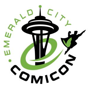 Emerald City Comicon logo