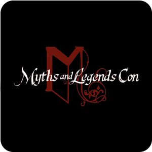 Myth and Legends Con Logo