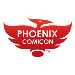 Phoenix Comicon logo